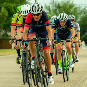 by Bert Templeton - Sports & Fitness Cycling ( texas cycling, cyclocross, men, cycling, texas, bike, women,  )