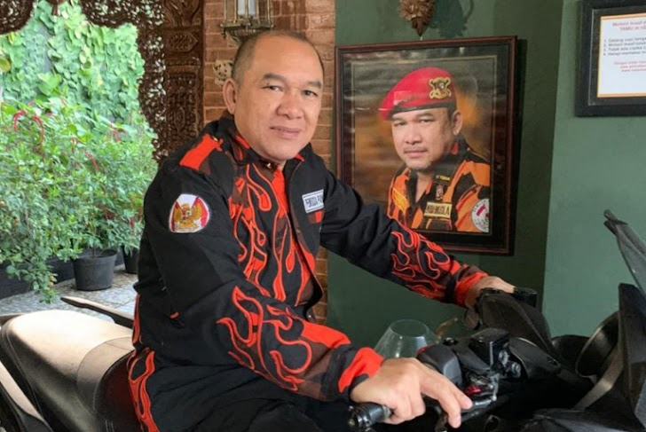Pemuda Pancasila DIY Baca Hal Tak Lazim RUU HIP