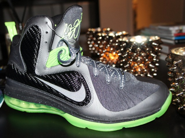 8c602ef6d42e Possible Nike LeBron 9 8220Dunkman8221 Colorway Slated for 2012