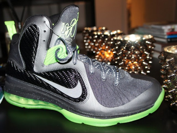 Possible Nike LeBron 9 8220Dunkman8221 Colorway Slated for 2012