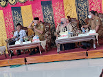 Hearing dengan Bupati Benny Dwifa Yuswir, PGRI Sijunjung Sampaikan Aspirasi
