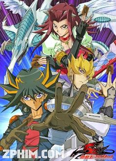Vua Trò Chơi 3 - Yu-Gi-Oh! 5D's (2008) Poster