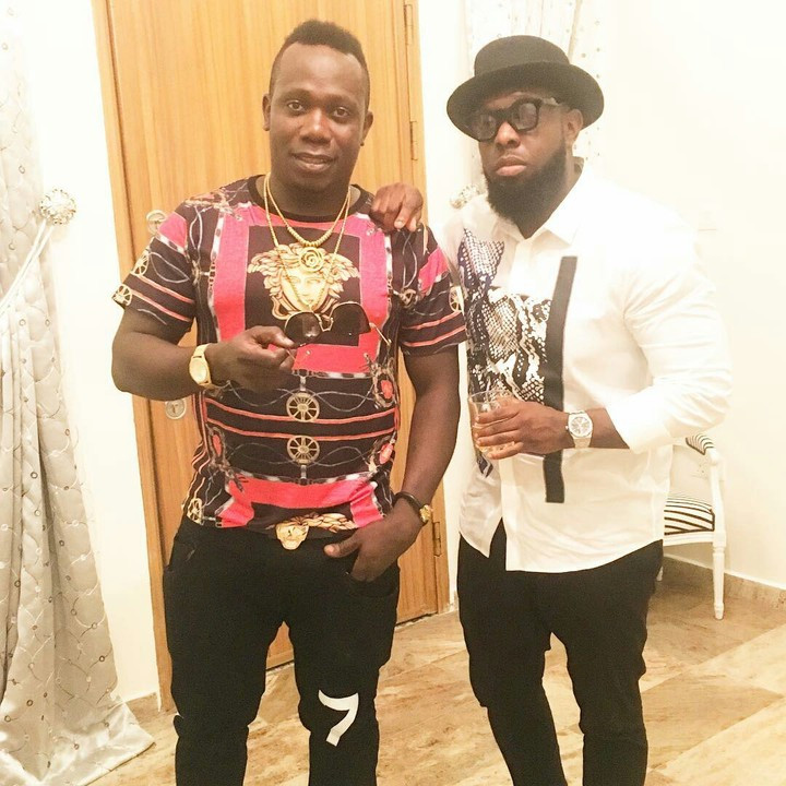 Timaya Reacts To Comparison With Duncan Mighty: Don't Compare Me To Any Rubbish