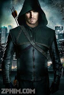 Mũi Tên Xanh 1 - Arrow Season 1 (2012) Poster