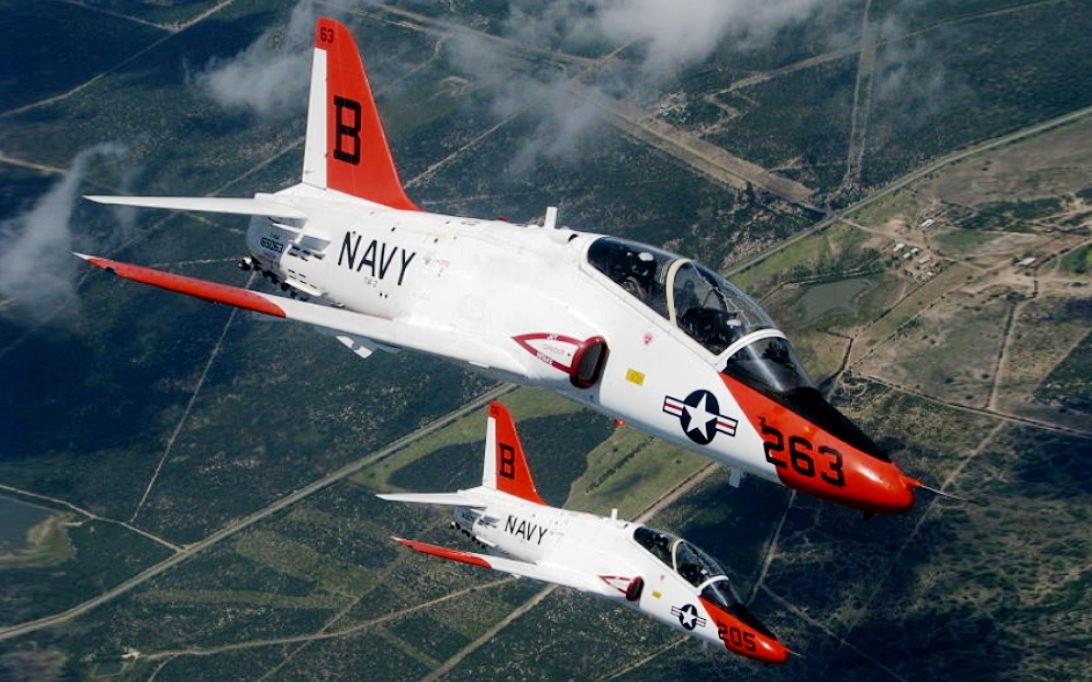 T-45 Goshawk Jet Trainer Wallpaper Jet Trainer Wallpaper 1