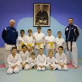 Karate Boršov - Foto z tréninku