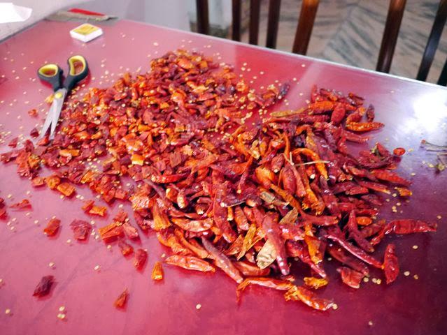 達人帶路-環遊世界-尼泊爾-長江餐廳辣椒