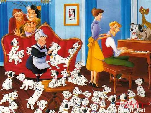 Khi chuyện tình giữa Pongo và Purdy kết trái thành 15 chú chó đốm bé con  hết sức xinh xắn thì một người bạn cũ của Anita là Cruella De Vil muốn ...