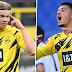 Haaland reflects on 'sad' Sancho transfer to Man Utd as Dortmund striker looks for new partner