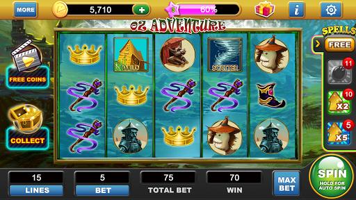 Slots OZ Adventure