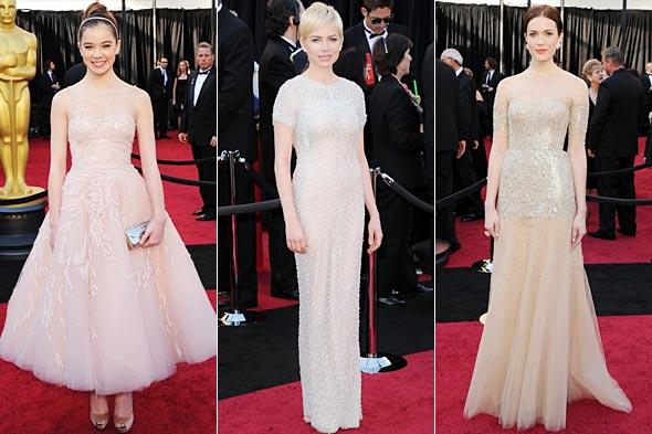 Oscars 2011 Dresses
