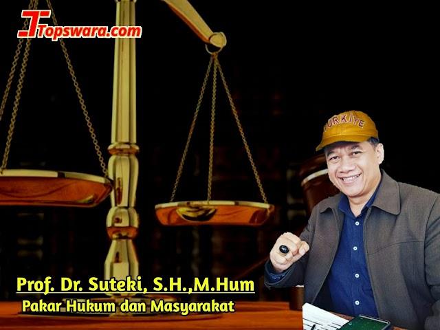PGI Minta Revisi PBM Pendirian Rumah Ibadah, Prof. Suteki: Tidak Perlu Ditindaklanjuti
