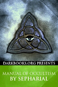 Cover of Sepharial's Book Manual of Occultism Text Version