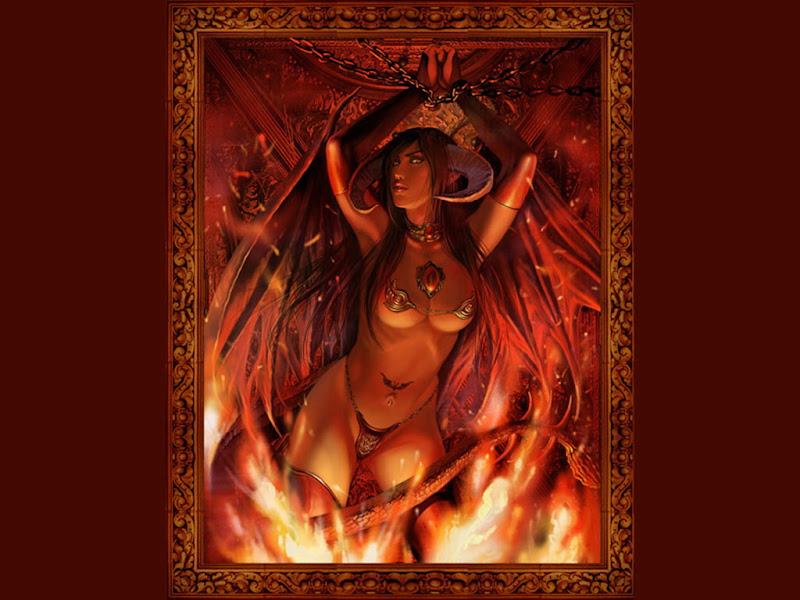 Demon Flesh, Demonesses