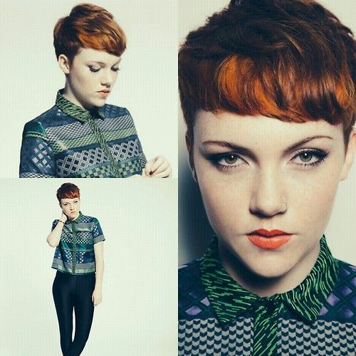 Pixie Cut Styles For Hair 2018 For Women's 5