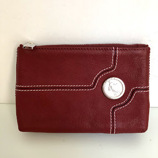 Céline Leather Pouch