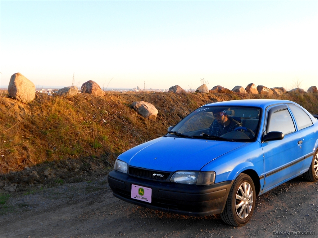 1997 toyota tercel coupe specifications pictures prices. Black Bedroom Furniture Sets. Home Design Ideas