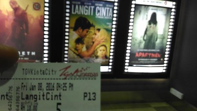 Filem Review: Langit Cinta