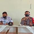 Sampaikan Aturan ProKes 5M dan Lengkapi Suntik Vaksin, Kapolsek Kepulauan Seribu Utara Ajak Warga Patuh