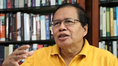 Rizal Ramli: Jangan Hanya Berani Lawan Baliho, Hadapi dong Kapal China yang Masuk ke Laut Natuna