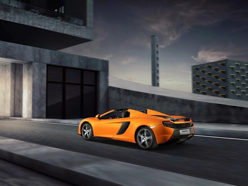 McLaren 650S Spider 6