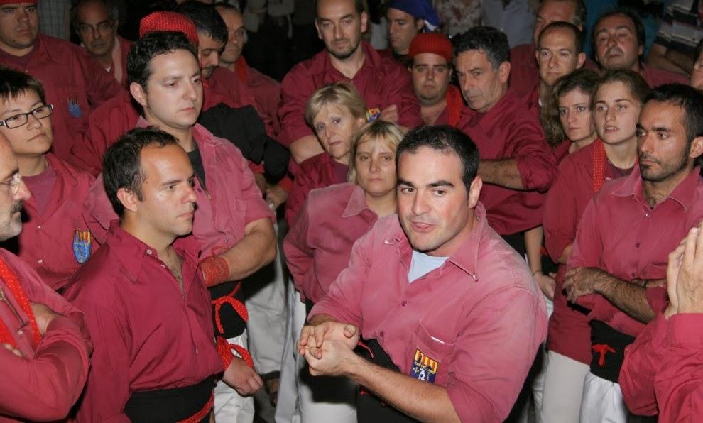Diada dels Xiquets de Tarragona 3-10-2009 - 20091003_245_CdL_Tarragona_Diada_Xiquets.JPG