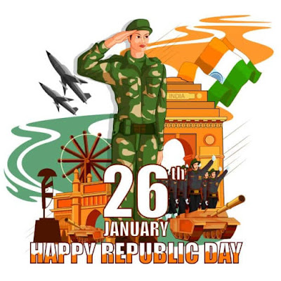 26 January ! गणतंत्र दिवस क्यों, कब और कैसे मनाया जाता है | Republic Day 2022