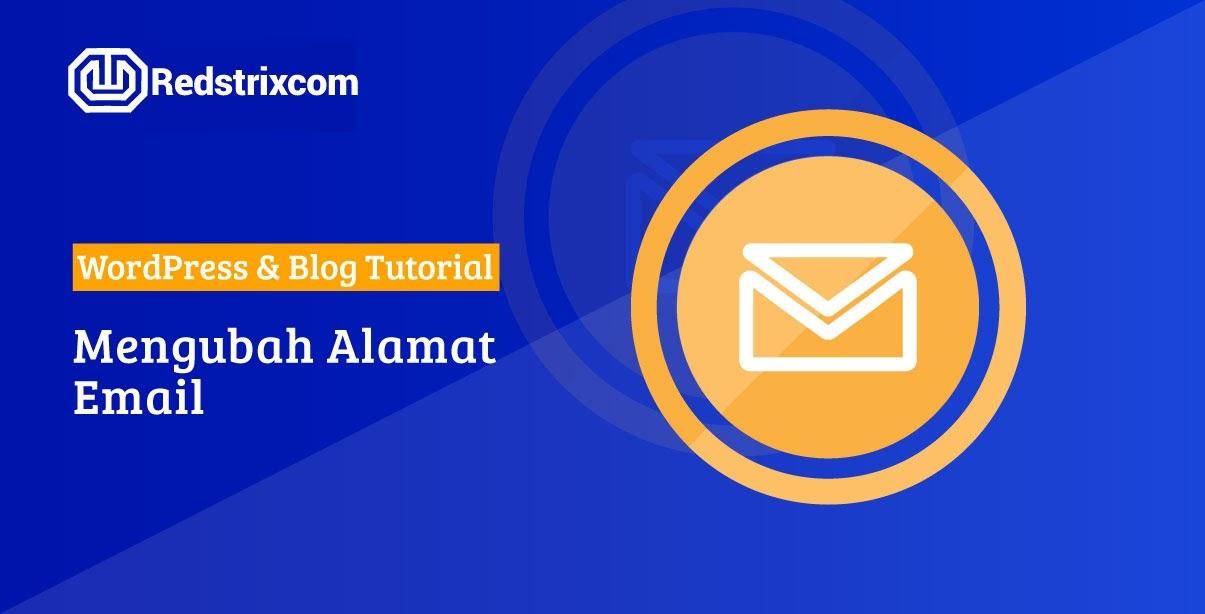 mengubah-alamat-email