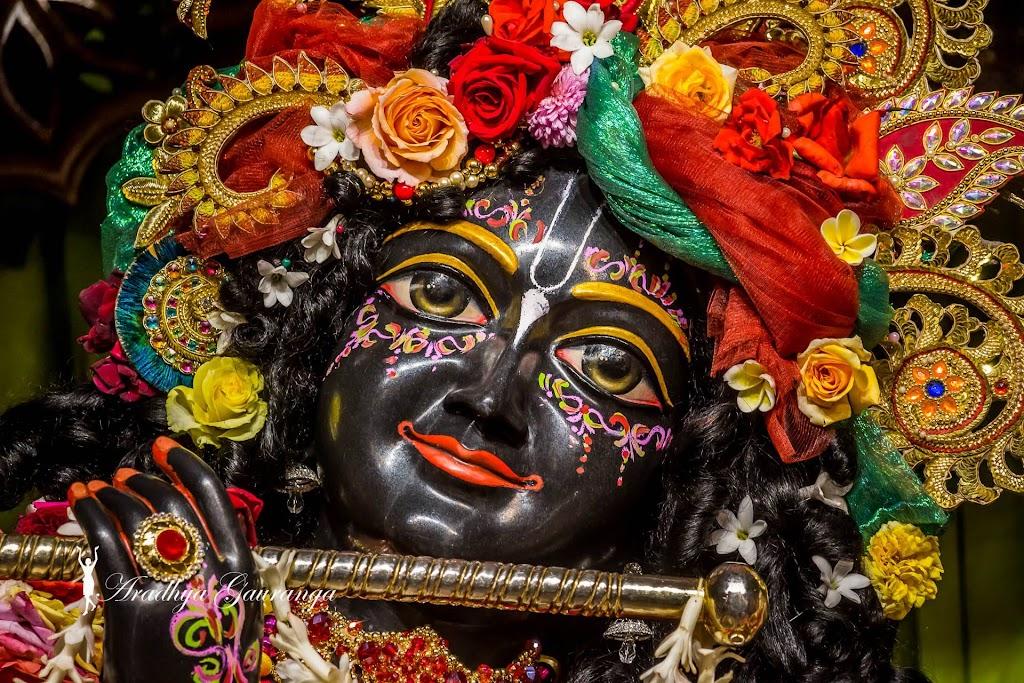 ISKCON Mayapur Deity Darshan 11 Jan 2017 (23)