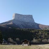 Bivouac au Mont aiguille