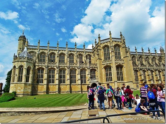 Windsor Castle: St George's Chapel