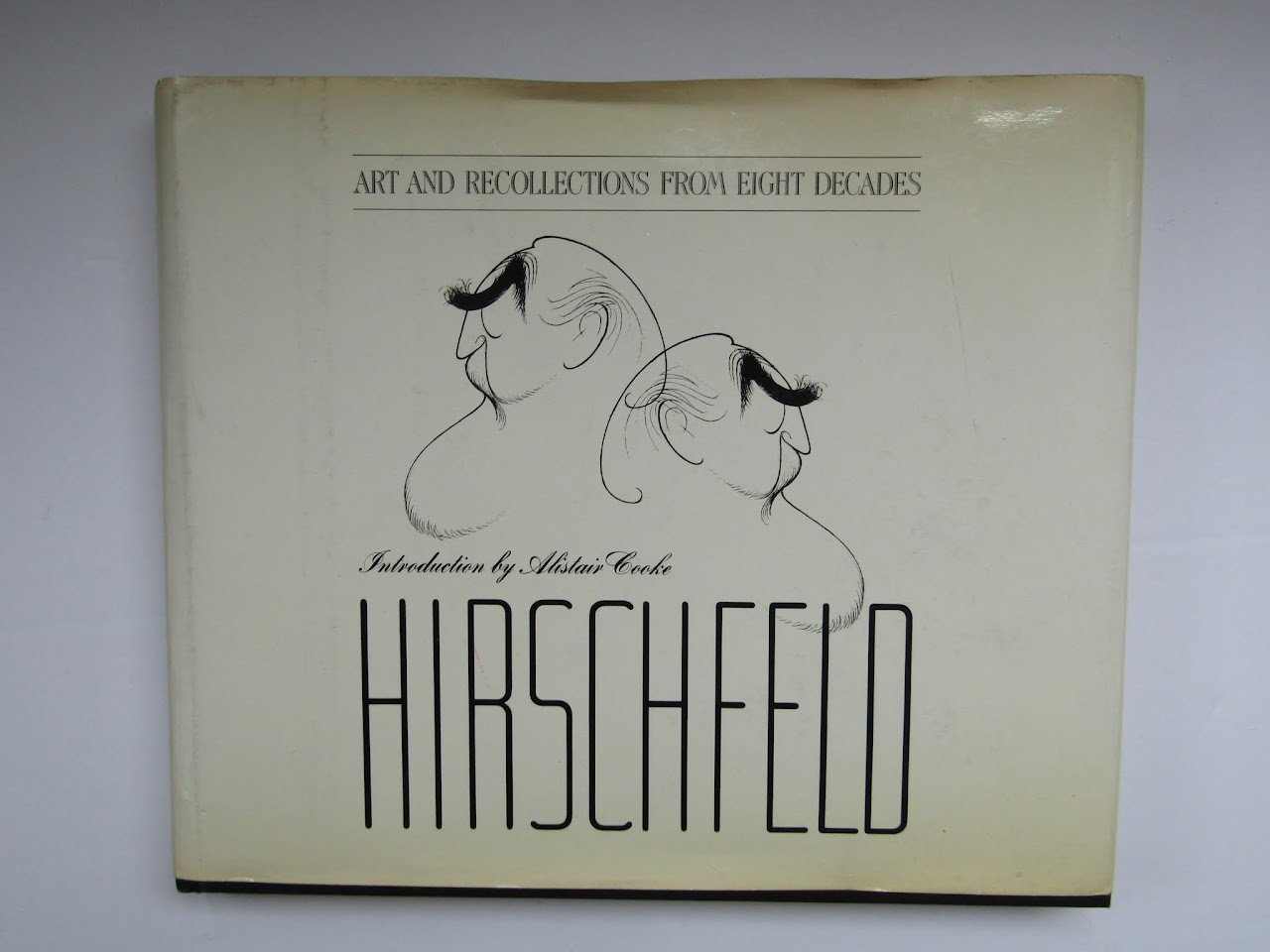 Hirschfeld: Art & Recollections from Eight Decades- 1st edition