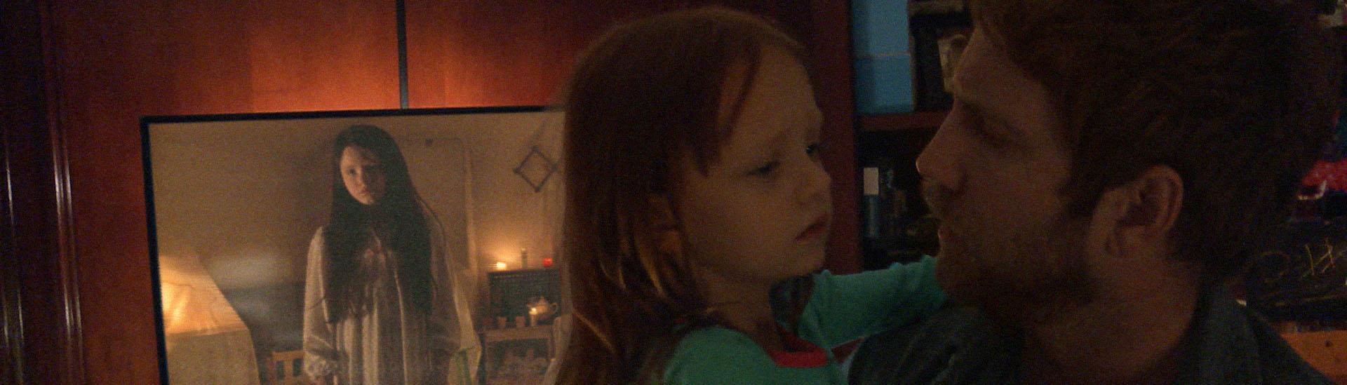 Baner filmu 'Paranormal Activity: Inny Wymiar'