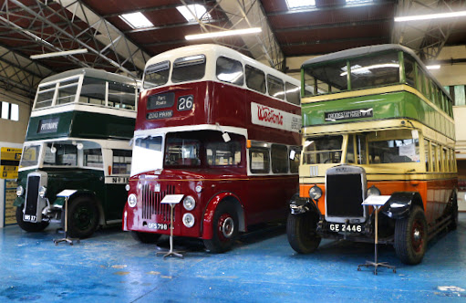 Vintage Bus Museum