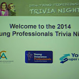 Vic - Inaugural Battle of the Brains Trivia Night 2014