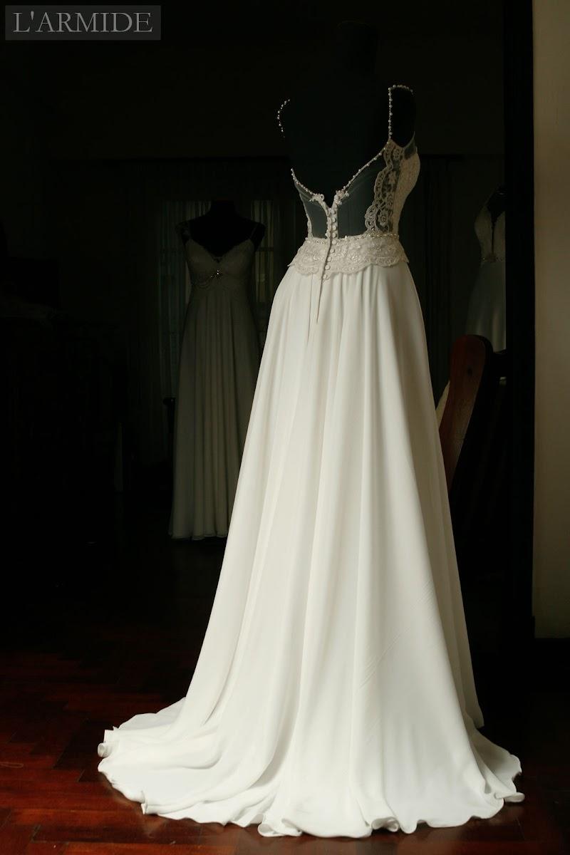 Vestidos de novia vintage argentina