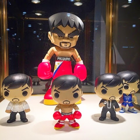 Manny Pacquiao Funko POP! Vinyl Figure