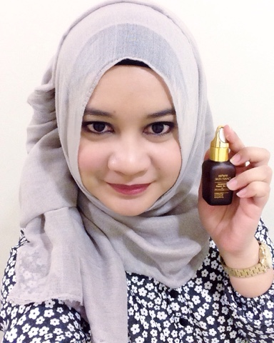 Kesan EPHYRA SKIN NANO ADVANCED REPAIR SERUM Keatas muka