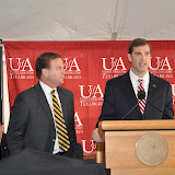 UACCH-Texarkana Creation Ceremony & Steel Signing - DSC_0156.JPG