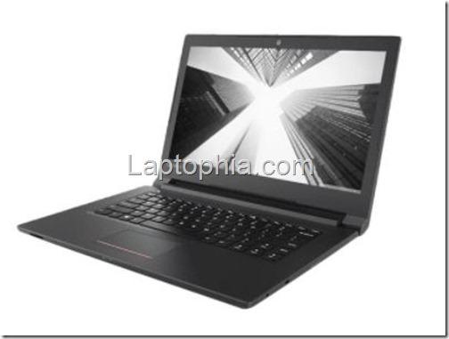 Harga Spesifikasi Lenovo V110 14AST 80TC00-0WID