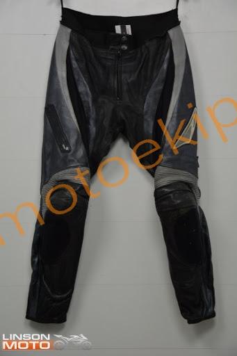 da0f8833f2b Мото панталон TARGA 15131. Размер: 56. Кожен панталон за мотор втора  употреба. Козметични забележки