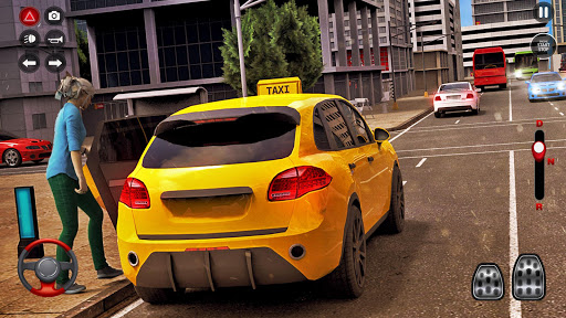New York Taxi Driving Sim 3D 1.1 Hack Proof 1