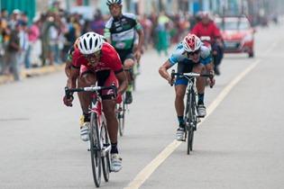 9na etapa del IV Clásico Nacional de Ciclismo