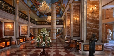 Rpyal Plaza Lobby