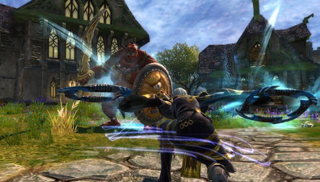 Kingdoms of Amalur hadir di Nintendo Switch Maret Mendatang