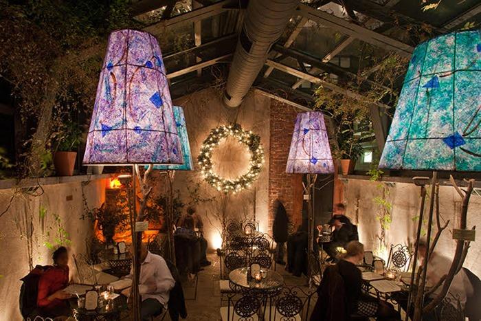 Romantic gem la lanterna di vittorio nyc honey whats for Best valentines restaurants nyc
