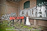 Bruidsreportage (Trouwfotograaf) - Foto van bruidspaar - 024