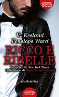 """Vi Keeland e Penelope Ward con """"Ricco e Ribelle"""""""