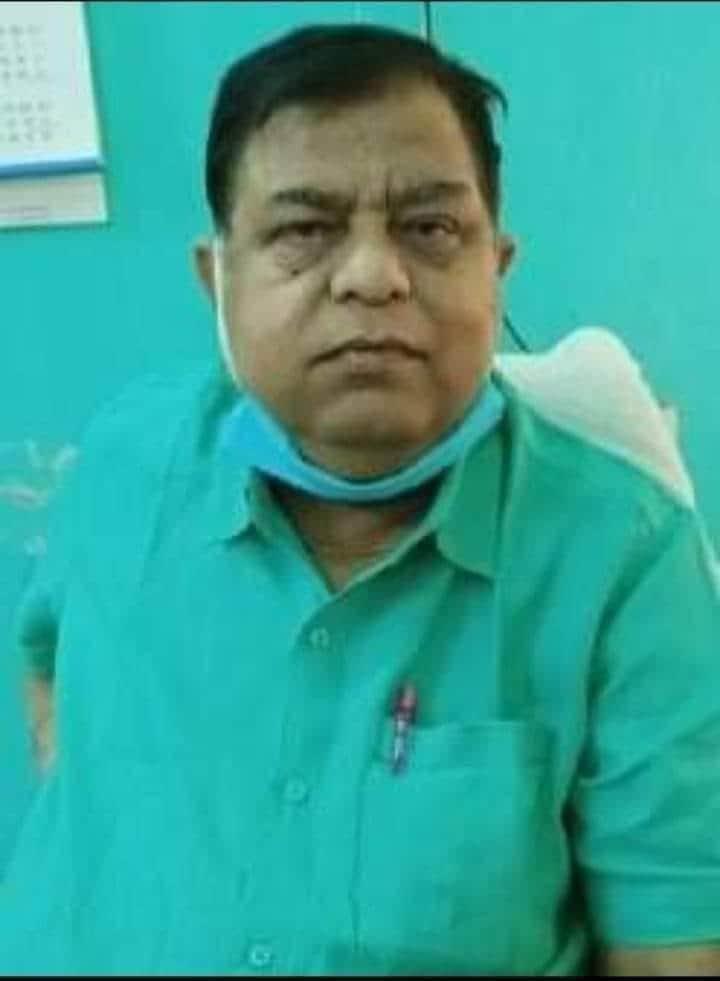 कोरोना से समस्तीपुर के डॉक्टर की मौत, एम्स में चल रहा था ईलाज