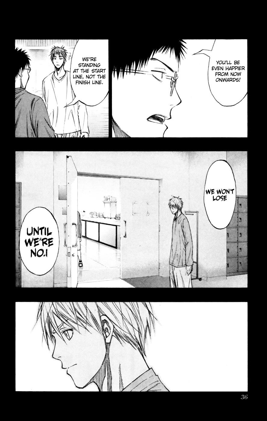 Kuroko no Basket Manga Chapter 128 - Image 10